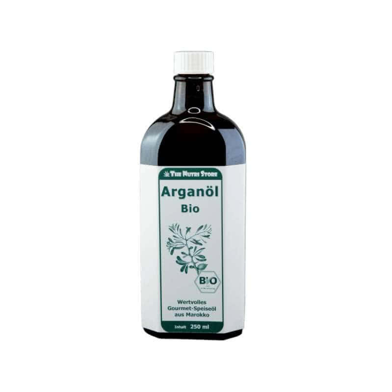 Organic argan oil, 250 ml